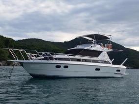 Lancha Intermarine Oceanic 36 C/ 2 Mercedes 366 Novos