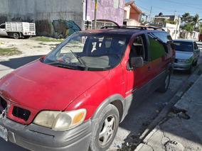 Pontiac Trans Sport Minivan Extendida At