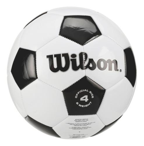 Pelota De Fútbol Tradicioanl Wilson #4 - Charrua Store