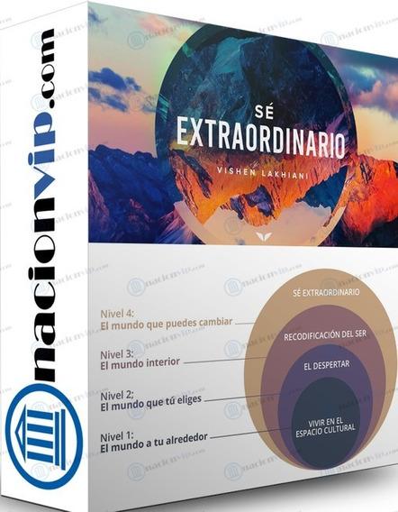 Curso Sé Extraordinario 2020 [completo +bono]