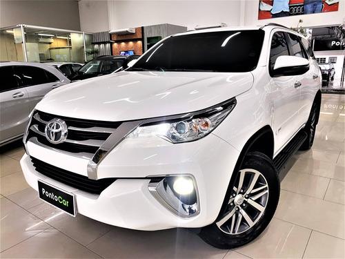 Imagem 1 de 15 de Toyota Hilux Sw4 2.7 Srv 7 Lugares 4x2 16v Flex 4p