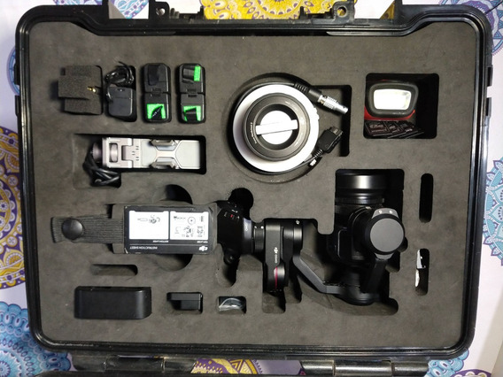 Osmo Pro Zenmuse X5 & Handwheel 2 - Excelente Estado.