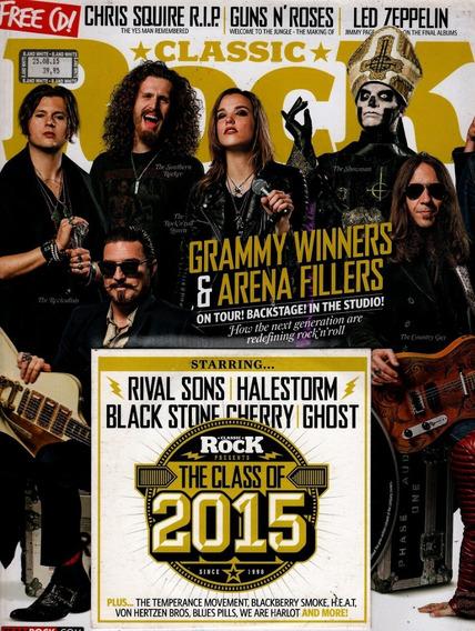 Classic Rock - 2015/08 - Led Zeppelin / Motley Crue / The Wh
