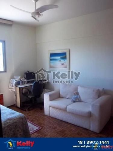Apartamento Com 3 Dormitórios À Venda - Nenhum, Presidente Prudente/sp - 1184