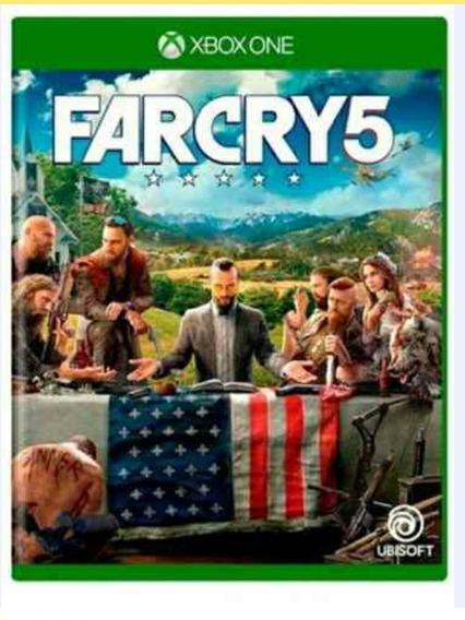 Far Cry 5 Online Envio Imediato