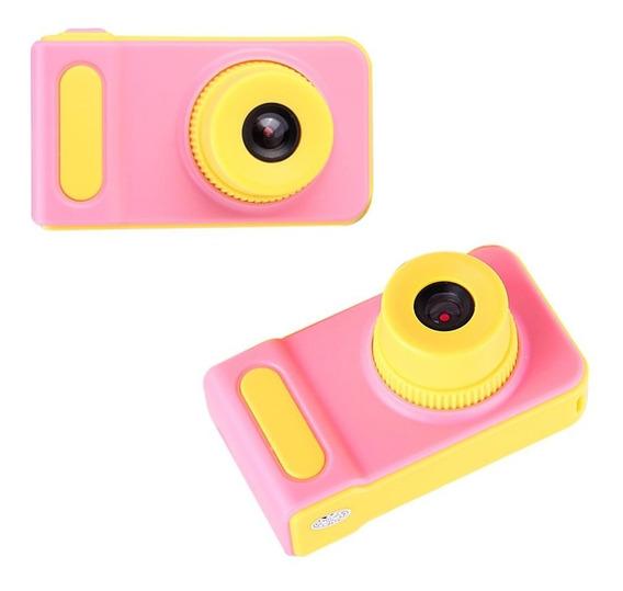 Camera Digital Criança Infantil Filmadora Portatil Foto Lcd