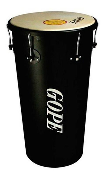 Rebolo Gope Cônico 45cmx10pol Alumínio Black