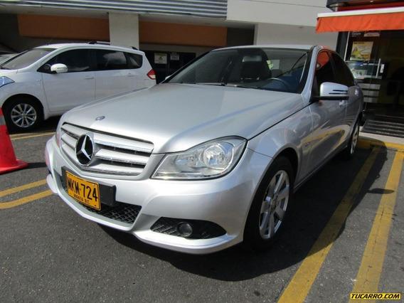 Mercedes Benz Clase C C 180 Cgi 1.8 At