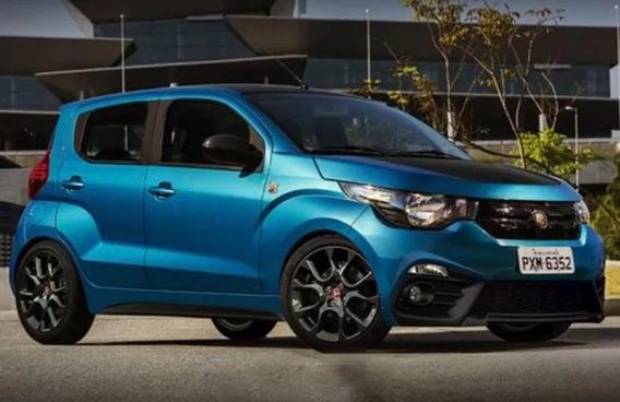 Fiat Mobi 0km Retira Con $65.500 Y Cuotas Tomo Usados A-