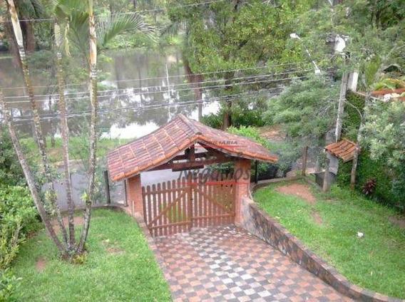 Casa Com 3 Dormitórios À Venda, 275 M² Por R$ 850.000 - Granja Viana - Cotia/sp - Ca2071