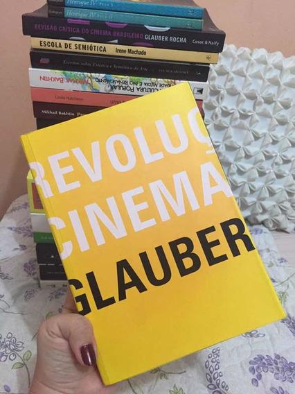 Livro Revolução Do Cinema Novo - Glauber Rocha