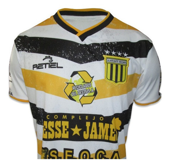 Camiseta Tercera Almirante Brown Retiel 2019/20