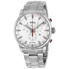 Relógio Mido Multifort M0054171103100 Cronografo Original