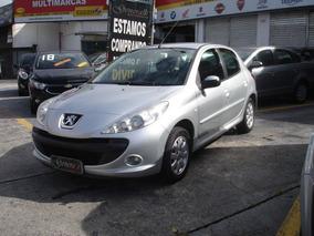 Peugeot 207 Xr 1.4 Flex, Completo, Super Econômico