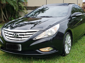 Hyundai Sonata 2.4 Automático Completo - 2012