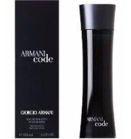 Perfume Armani Code Pour Homme 125 Ml Edt Masculino Lacrado.