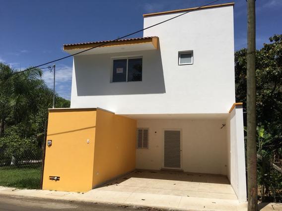 Excelente Casa Nueva En Fortín De Las Flores, Veracruz