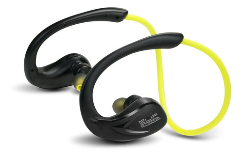 Imagen 1 de 6 de Auriculares Klip Xtreme Deportivos Khs-634yl Bluetooth Nnet