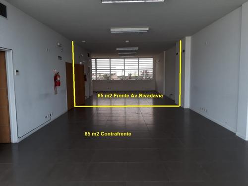 Excelente Oficina 65 M2 En Av. Rivadavia, Ramos Mejía.
