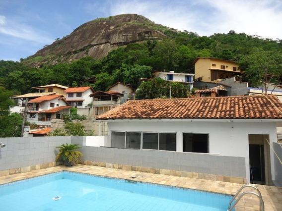 Casa Em São Francisco, Niterói/rj De 605m² 5 Quartos À Venda Por R$ 800.000,00 - Ca215719