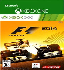 F1 2014 Jogo Digital Xbox One/360 Licença Xbox Live