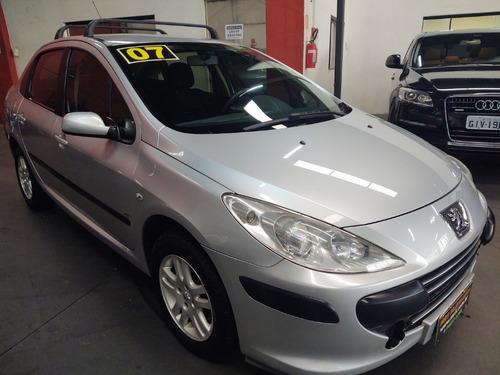 Peugeot 307  2007 1.6 Sedan  Flex Financio Sem Entrada