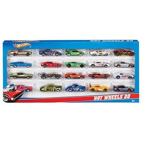 Hot Wheels Pack De 20 Autos