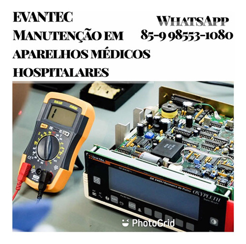 Manutenção Em Aparelhos Médicos Hospitalares
