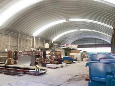 Bodega Industrial En Renta Llano Largo