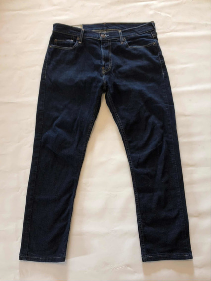 Pantalón Jean Hollister Skinny Talle 34 Slim Fit Impecable