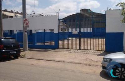 Galpão Comercial À Venda, Chácaras Reunidas, São José Dos Campos. - Ga0045