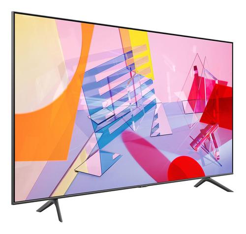Imagen 1 de 4 de Smart Tv Samsung Series Q60 Qn55q60ta Qled 4k 55  Techcel