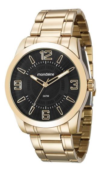 Relógio Mondaine Masculino 99140gpmvde2