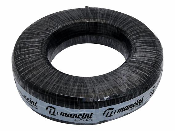 Cabo De Microfone Stereo 2 X 0,30mm² Rolo 100m Mancini Pro