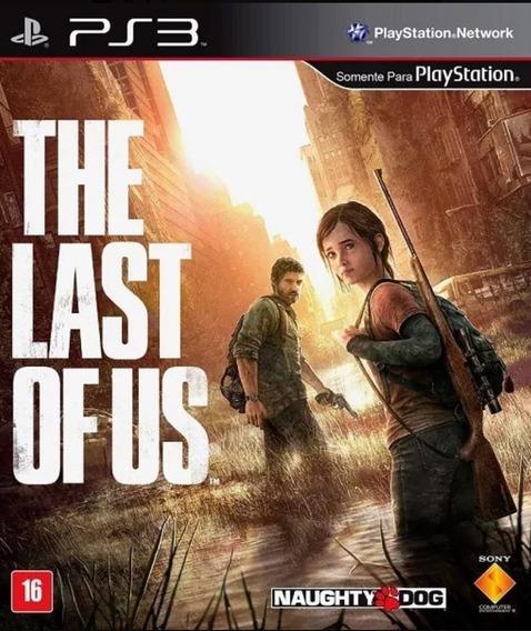 The Last Of Us Ps3 Jogo Em Promoção Play 3 Comprar