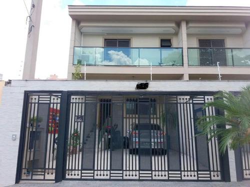 Sobrado Com 3 Dormitórios À Venda, 145 M² Por R$ 750.000,00 - Vila Zulmira - São Paulo/sp - So2059