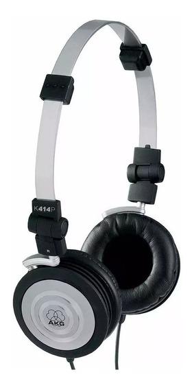 Fone Profissional Akg K414 P Original Headphone Monitor