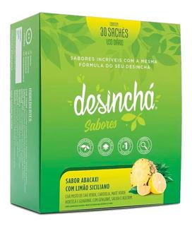 Desinchá Chá Misto Antioxidante - Novos Sabores - 30 Sachês