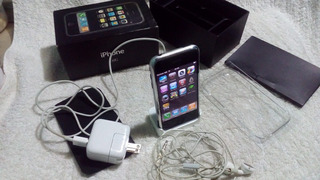 iPhone 1 (primeiro Modelo Do iPhone)