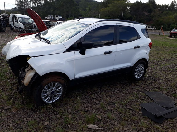 Sucata Ford Ecosport 2014 1.6 Flex - Rs Auto Peças