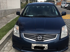 Nissan Sentra Año 2012