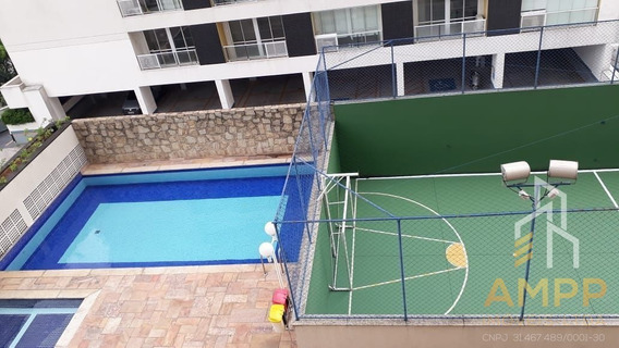 Apartamentos - Residencial - Condomínio Bosque Anália Franco - 879