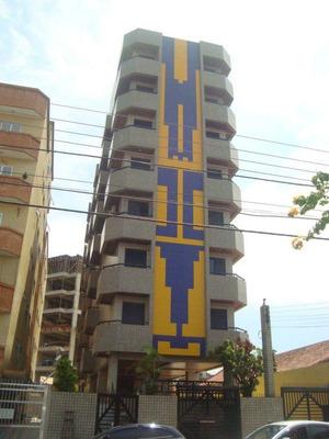 Apartamento Residencial Na Vila Tupi, Praia Grande.