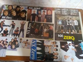 Nx Zero Posters Revista