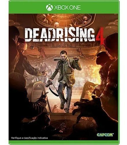 Jogo Dead Rising 4 Xbox One - Lacrado