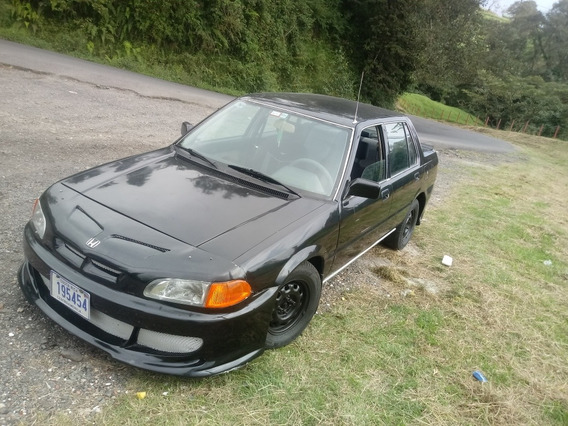 Honda Civic Honda Civic 87