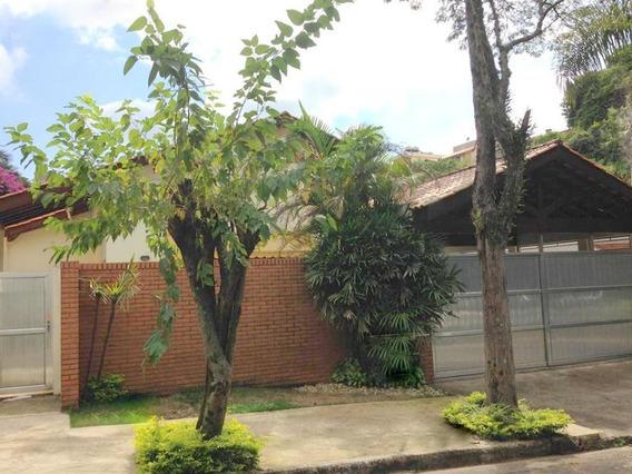 Casa Residencial À Venda, Pinus Park, Cotia - Ca0707. - Ca0707