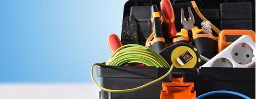 Imagem 1 de 2 de Eletricista Residencial , Predial , Comercial E Industrial.