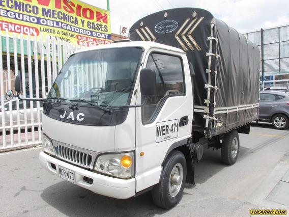 Jac 1035 Llanta Sencilla Camión Estacas