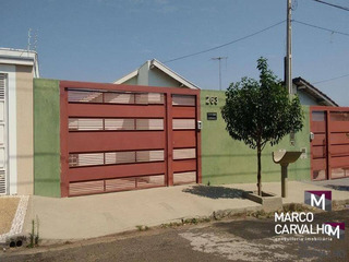 Casa Residencial À Venda, Pólon, Marília. - Ca0094